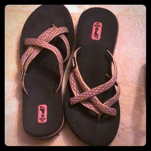 Teva sandals 7